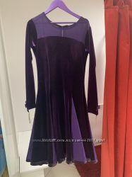 Дизайнерское бальное платье.
