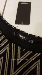 Нарядное платье Mango с люриксом