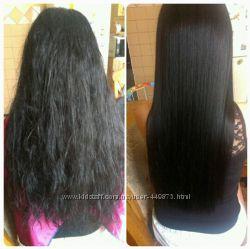 Кератин Ботокс Нано-пластика волос  Киев