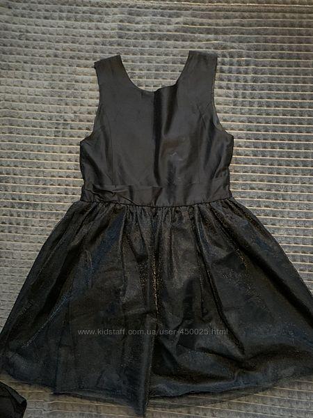 Нарядное платье kiabi с топом