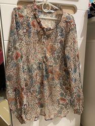 Нарядная блуза mayoral 152