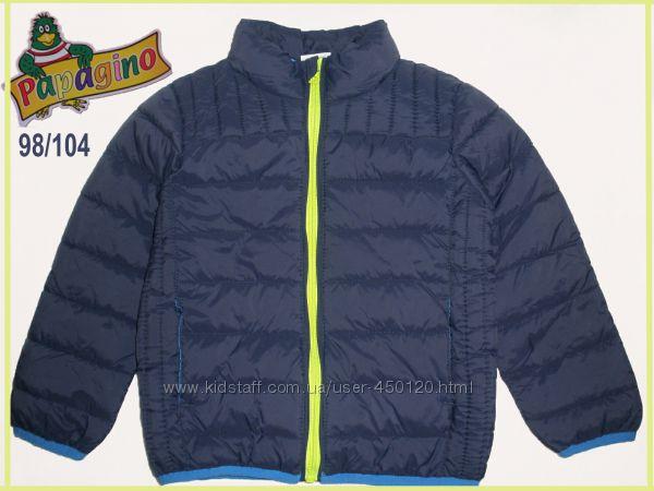 Демисезонная куртка PAPAGINO 98-104