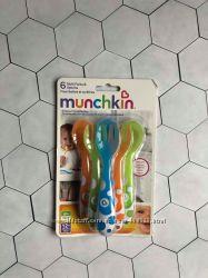 оригинал Munchkin Набор 3 ложки  3 вилки