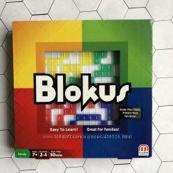 Игра логическая Блокус Blokus Strategy Game оригинал Mattel