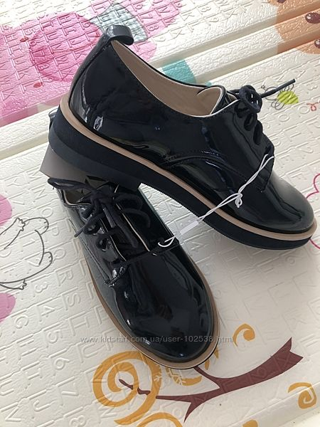 Туфли Zara 35р.22,3 см