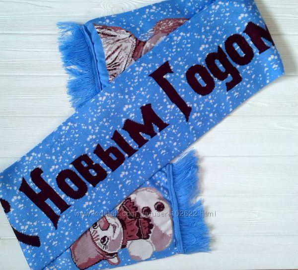 Единственный и неповторимый - шарф по вашему эскизу в подарок