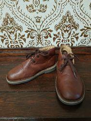 Кожаные ботинки-дезерты Clarcs 29 р.