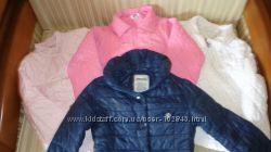 Курточки Chicco, Geox, Primigi, Colabear р110-134.