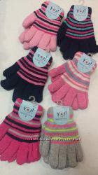 Перчатки, варежки для девочки  Польша - 14, 16 см