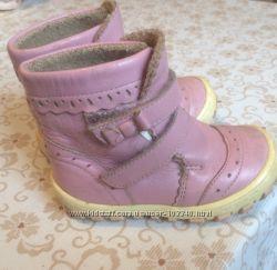 Утепленные ботиночки Shagovita 21 размер