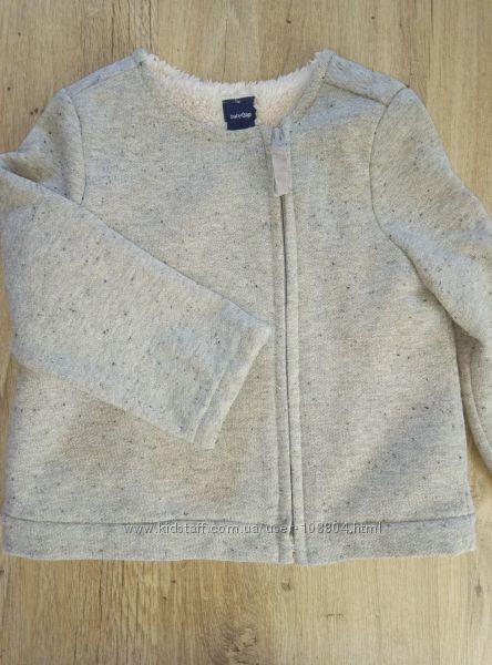 Красивый пиджачок-кофта Gap для девочки