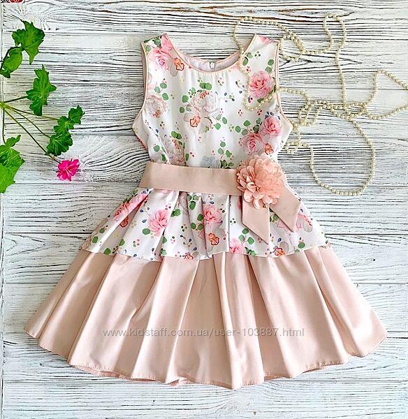 Нарядное платье Suzie Реджина для девочек от 4 до 8 лет