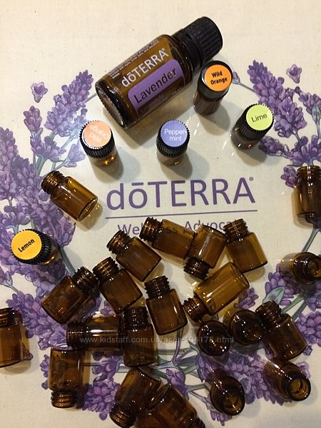 Эфирные масла doTERRA на разлив