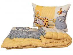 Детские одеяла ТМ Tag 145х215см. Отличное качество.