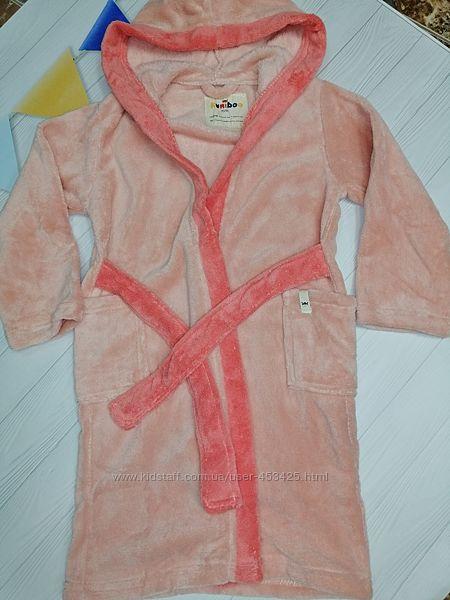 Плюшевый халат из Kaufland