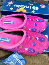 тапочки для девочки  Inblu недорого