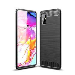 Противоударный чехол Slim Shell для Samsung Galaxy A31, A51, A71