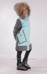 Anernuo зимнее полу-пальто красивое и качественное пальто