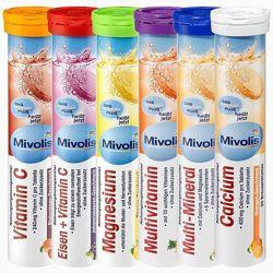 Акция Mivolis Multivitamin шипучие витамины и минералы - Германия