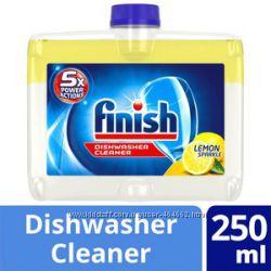 Finish Очиститель ополаскиватель для посудомоечной машины, 250 мл