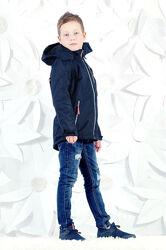 Стильная демисезонная куртка р. 134-164