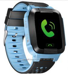 Детские умные водонепроницаемые часы SmartWatch