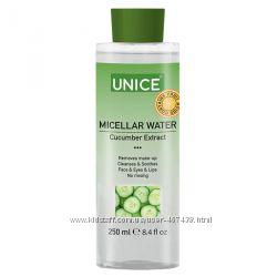 Мицеллярная вода с экстрактом огурца, 250 мл