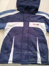 Зимняя куртка для мальчика 8-10 лет
