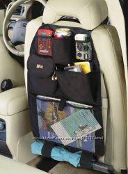 Органайзер на спинку сидения для автомобиля Auto Seat Organizer, карманы