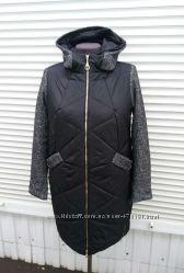 Яркие куртки на весну р. 48-58