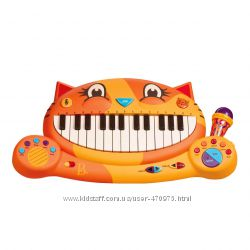 Музыкальная игрушка Котофон Battat BX1025Z