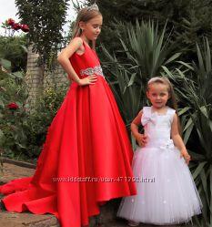 Нарядные платья для принцессок