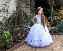 Нежное и элегантное платье