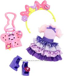 Набор одежды для куклы Цветная Бабочка Куу Куу Харадзюку Kuu Kuu Harajuku