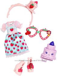 Набор одежды для куклы Супер Клубника Куу Куу Харадзюку Kuu Kuu Harajuku
