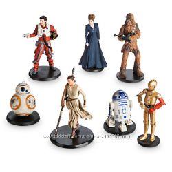 набор фигурок Звездные войны 2