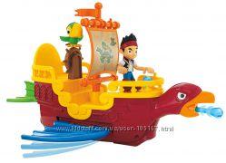 Пиратский корабль Джейк и пираты