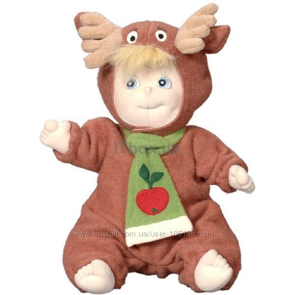 Флисовые куклы Rubens Barn - скидка 50 процентов