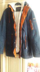 Куртка парка зимняя 48-50