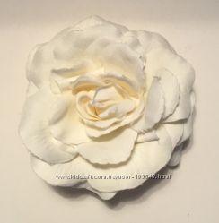 Цветок заколка брошь- два в одном