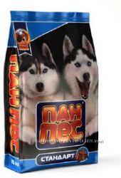 Сухой корм для собак Пан-Пес