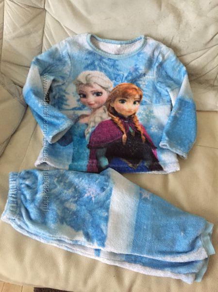 Мягкая пижамка Холодное сердце