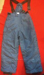 Полукомбинезон штаны зимние теплые не промокаемые