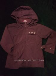 Курточка для девочки  непромокаемая Kids