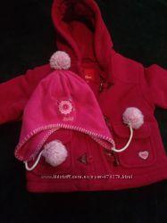 Курточка осенняя на малышку  подарок