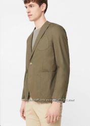 Отличный плотный пиджак MANGO, S