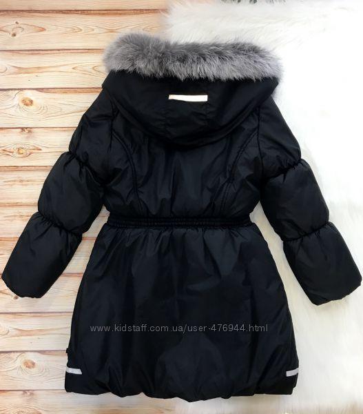 Зимняя польская удлиненная куртка MMDadak на флисе, р. 122