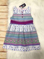 Польское платье сарафан из теплой ткани MMDadak, р. 98