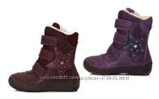 Зимние ботинки DD Step модель 023-803