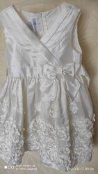Мега красивое праздничное платье в идеале для девочки Bonnie Jean